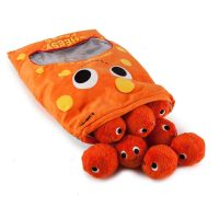 Kidrobot Cheesy Puffs Plush