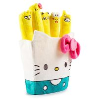 Kidrobot Cute Sanrio Hello Kitty Fries Plush