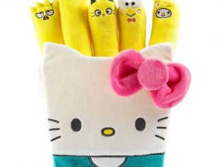 Kidrobot Sanrio Hello Kitty Fries Plush