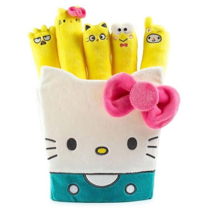 Kidrobot Sanrio Hello Kitty Fries Plush