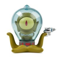Kidrobot Simpsons Kodos Treehouse of Horror Mini Figures