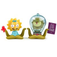 Kidrobot Simpsons Lisa Kang Treehouse of Horror Mini Figures
