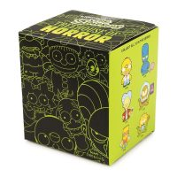 Kidrobot Simpsons Treehouse of Horror Mini Figures Box