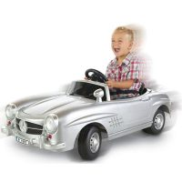 Kids Ride-On Mercedes Roadster