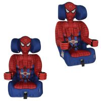 Kids Spiderman Embrace Harness Booster Car Seat