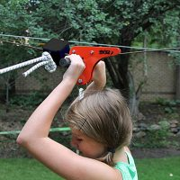 Kids Zipline Outdoor fun