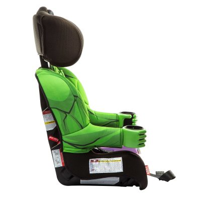 KidsEmbrace Marvel Comics Hulk Combination Booster Car Seat