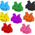Kikkerland Space Invaders Crayons