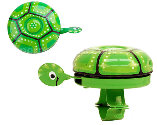 Kikkerland Turtle Bike Bell