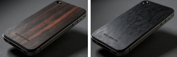 Killspencer Wood iPhone Veils