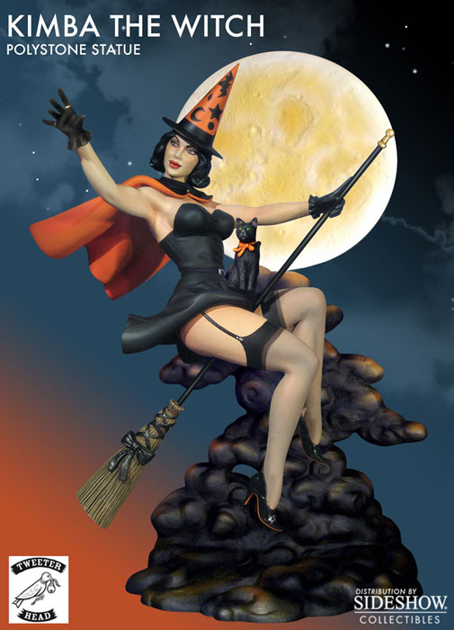 Kimba the Witch