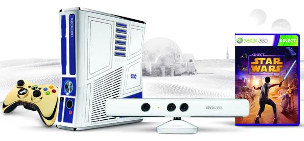 Kinect Star Wars Xbox 360 Bundle