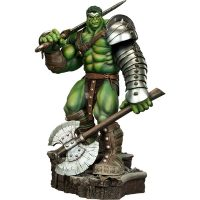 King Hulk Premium Format Figure