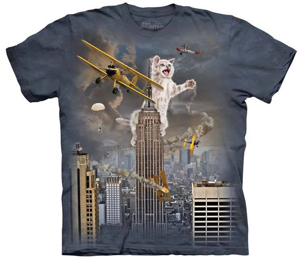 King Kitten Shirt