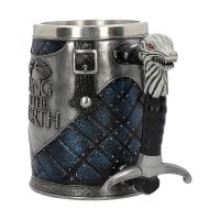 King in the North Tankard Mug