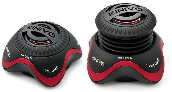 Kinivo ZX100 Portable Speaker
