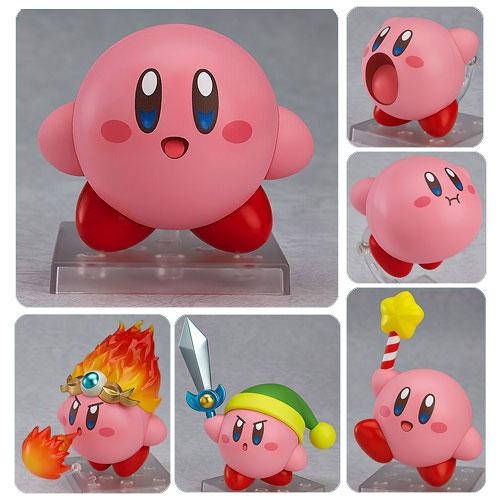 Kirbys Dream Land Nendoroid Action Figure