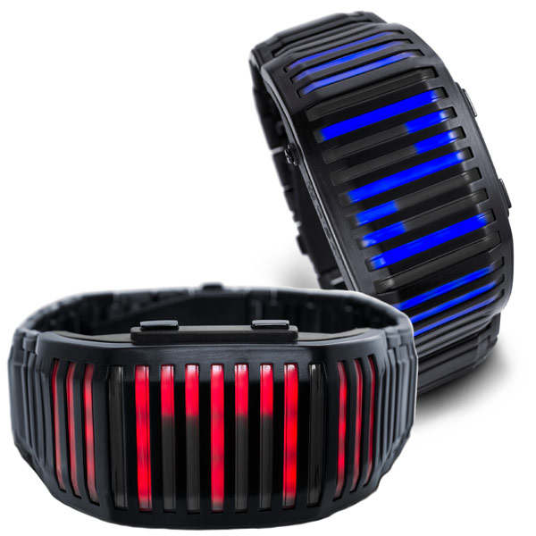 Kisai Neutron Motion Sensor LED Watch