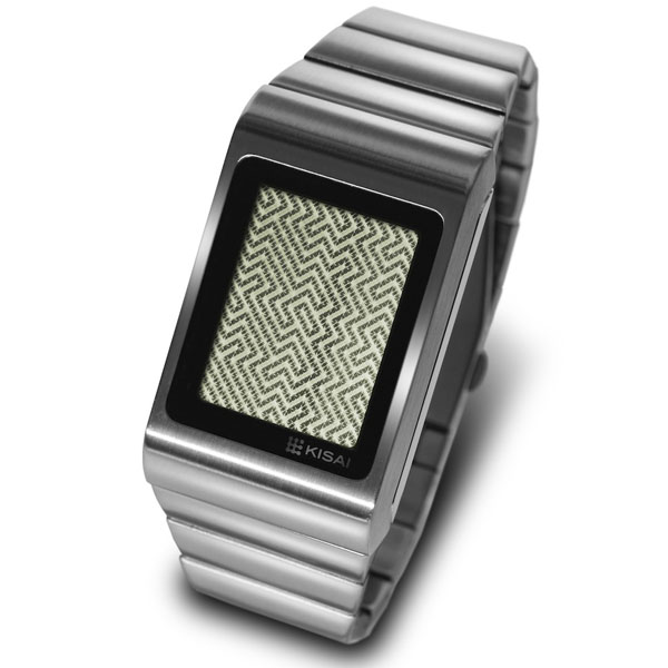 Kisai Optical Illusion Watch