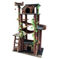Kitty Mansions Amazon Cat Tree