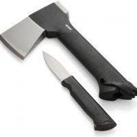 Knaxe Knife-Axe Survival Tool