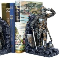 Knight Bookends