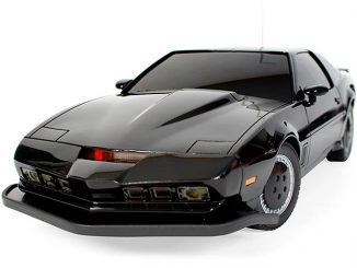 Knight Rider RC Car