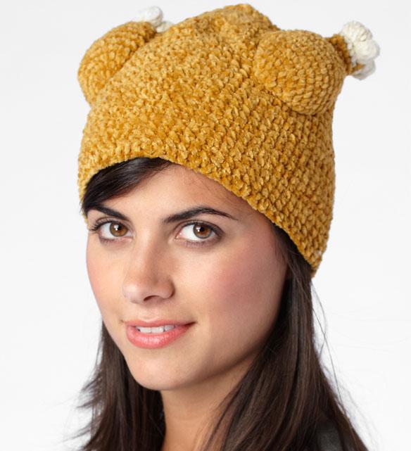 Knit Turkey Acrylic Hat