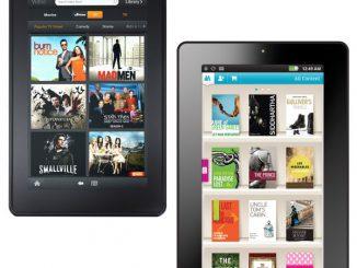 Kobo Vox vs Kindle Fire