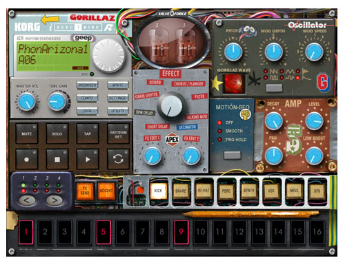 Korg Introduces Apple Device Apps