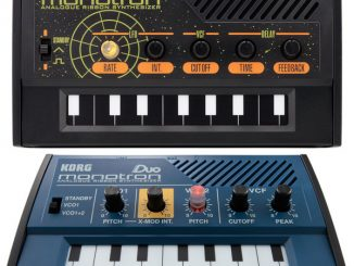 Korg Monotron Duo and Delay