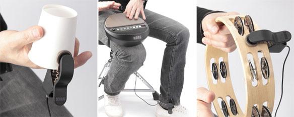 Korg Wavedrum Mini Dynamic Synthesizer