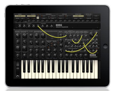 Korg iMS-20 App