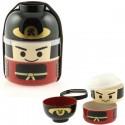 Kotobuki LEGO Samurai Warrior Bento Set