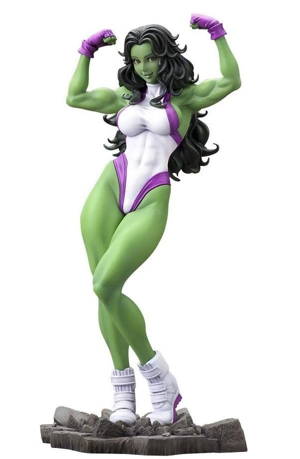 Kotobukiya Marvel Bishoujo She Hulk Statue