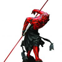 Kotobukiya Star Wars Darth Maul Light Up ArtFX Statue