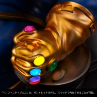 Kotobukiya Thanos on Space Throne Fine Art Statue Infinity Gauntlet
