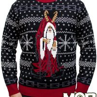 Krampus Film Sweater