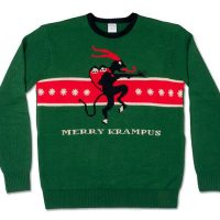 Krampus Sweater