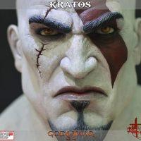 Kratos Bust