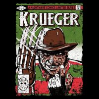 Krueger Comics Shirt