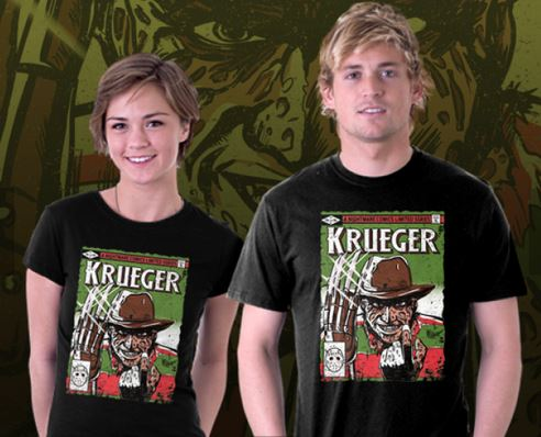 Krueger Comics T-Shirt