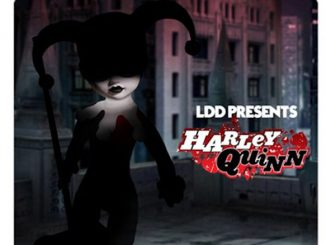 LDD Presents Classic Harley Quinn Doll
