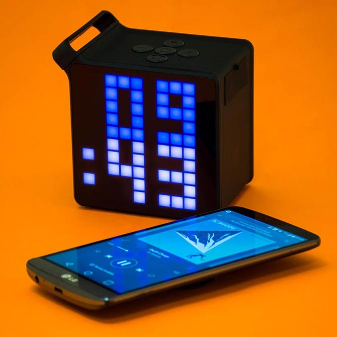 LED App Bluetooth Speaker