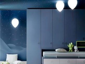 LED Balloon Lamp