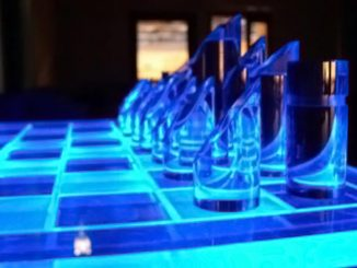 LED Chess Game
