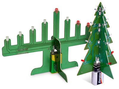 LED Motherboard Holiday Light Kits