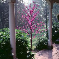 LED Outdoor Blossom Tree
