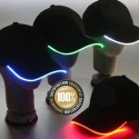 LED Side Glow Hats