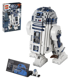 LEGO #10225 R2-D2